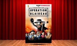 """Comédie des Suds: 2 places pour ''Opération blaireau: La véritable histoire de Zorro"""", du 4 au 19 janvier 2018 à 20€ à La Comédie des Suds"""