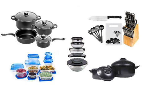 Non-Stick Cookware Combo Set (84-Piece) a3535c0a-13e7-11e7-91ab-002590604002