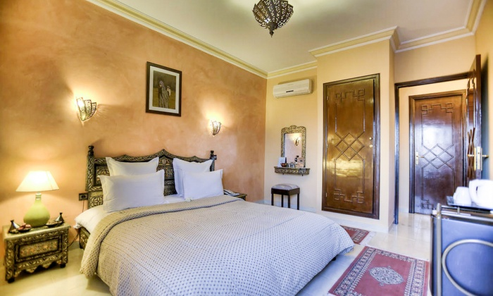 Amani h tel appart marrakech groupon for Appart hotel 4 personnes