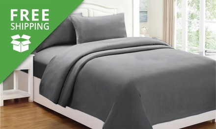 Free Shipping: Polar Fleece Sheet Set: Single $29, Double $35, Queen $39, King $49 Don't Pay up to $79.95