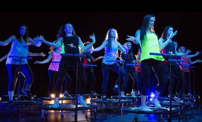 image for Three Boogie Bounce Classes at Boogie Bounce Xtreme (54% Off)