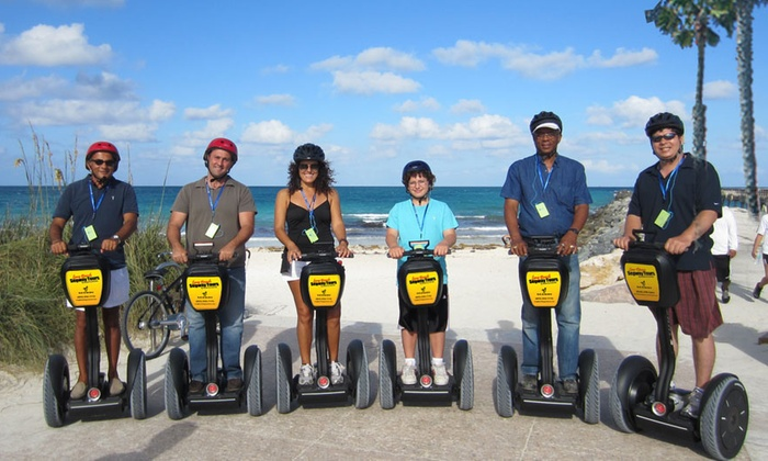 Up To 48 Off Segway Tours By Wheel Fun Als