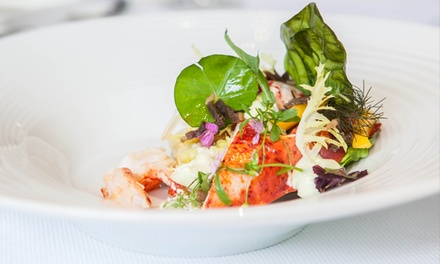 Culinaire belevenis bij Michelinrestaurant Het Koetshuis met een gastronomisch 7-gangendiner of -lunch incl. 2 amuses