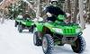 25% Off Beginner ATV Ride with Training from ATV Adventures