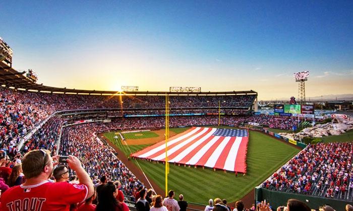 Los Angeles Angels - Angel Stadium of Anaheim: Los Angeles Angels Game (April 23 or 25)