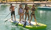 Up to 53% Off Paddleboard Rental from Extreme Water Sports