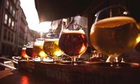 120 Min. Craft Beer Tasting mit hausgemachtem Fingerfood für 2, 4 oder 6 Personen im Grävenitz (bis zu 77% sparen*)