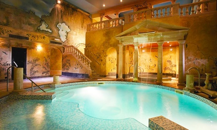Kent: Comfy or Luxury King Room for Two with Breakfast, Dinner Credit and Spa at 4* Rowhill Grange Hotel & Utopia Spa