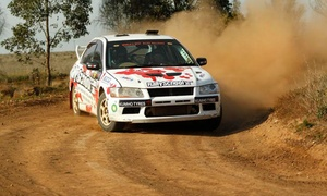 Rallyschool.com.au: $119 for a Six-Lap Rally Car Drive at Rally School, Multiple Locations (Up to $239 Value)