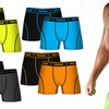 8 boxers pour homme Freegun Activ