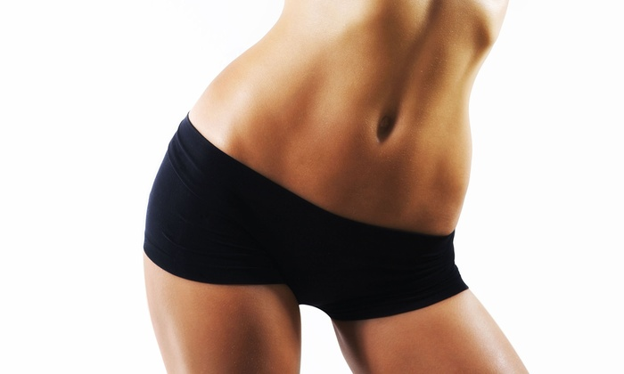 Body Rock Sculpting - Sugar House: $149 for Body-Contouring Package with Skin-Tightening Treatments and Body Wraps at Body Rock Sculpting ($678 Value)