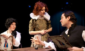 """""""Bard Fiction"""": """"Bard Fiction"""" at City Lit Theatre on July 10–August 1 (Up to 50% Off)"""
