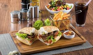 SNAP Oriental Natural Fast Food: 2x, 4x, 6x, 8x o. 10x Köfte, Falafel oder Grillgemüse inkl. Getränke bei SNAP Oriental Natural Fast Food (36% sparen*)
