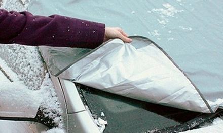 1 o 2 cubiertas de parabrisas con correas impermeable