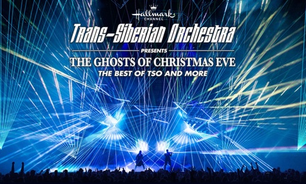 "Presale: Trans-Siberian Orchestra – ""The Ghosts of Christmas Eve"" Concert & Album on December 20 at 8 p.m."