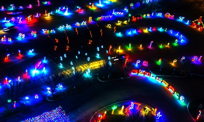 Skylands Christmas Lights 2020 Skylands Stadium Christmas Light Show and Village   Up To 17% Off