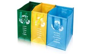 Sacs tri sélectif de déchets