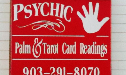 30-Minute Psychic Reading at Psychic Session's by Angelina (45% Off)