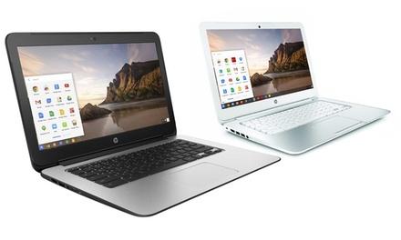 Refurbished* HP Chromebook 14 inch, Intel Celeron, 4 GB RAM, incl. verzending