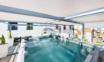 Les Sables-d'Olonne: estancia para 2 personas con desayuno, spa y opción a masaje en Arc en ciel Hôtel Spa