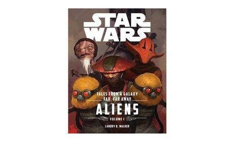 Star Wars Tales From a Galaxy Far, Far Away Book