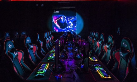 Four Hours of Gaming for One, Two, or Four at Espot Gaming Lab (Up to 42% Off)