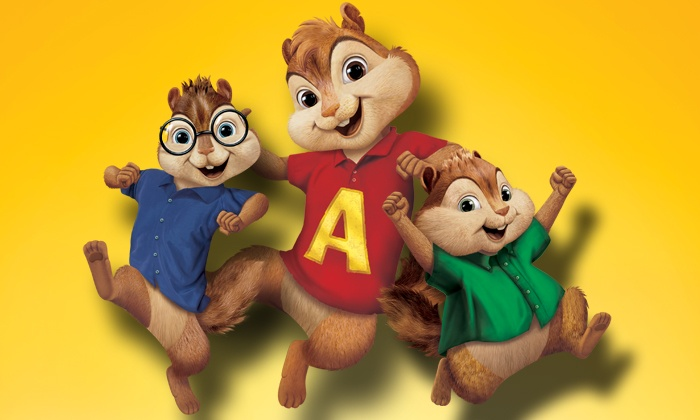 Alvin and The Chipmunks: Live on Stage! - Target Center: Alvin and the Chipmunks: Live on Stage! at Target Center on November 22 (Up to 18% Off)