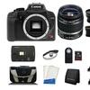 Canon EOS Rebel XS 10MP DSLR Camera Bundle (Manufacturer Refurbished)