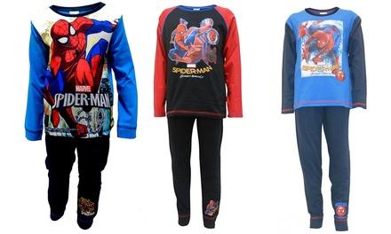 One or Two Boys' SpiderMan Pyjama Sets