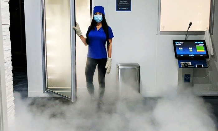 US Cryotherapy - From $32 - Tampa, FL | Groupon
