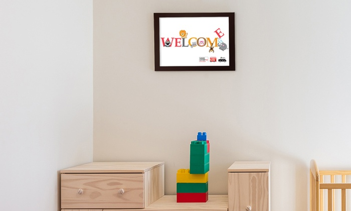 Pegatinas infantiles decorativas groupon goods for Pegatinas decorativas pared