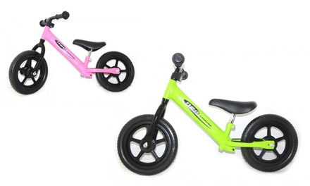 Neo 12 inch Kids Balance Bike with Steel Frame in Choice of...