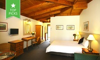 Hunter Valley: 1 or 2 Nights for Two with Tours, Wine and Cheese Tasting and Treatments Discount at Hunter Valley Resort
