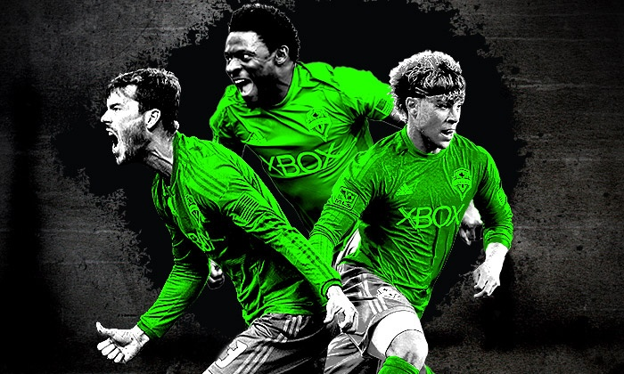 Seattle Sounders FC - CenturyLink Field: $20 to See a Seattle Sounders FC MLS Cup Playoff Game at CenturyLink Field on Saturday, November 2 ($40 Value)