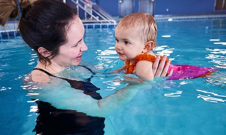 $40 for a Swim-Class Package for One Student at Swimtastic Swim School ($85.95 Value)