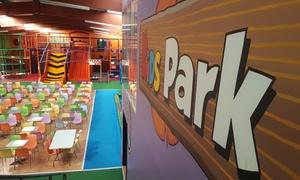 Entrée enfant au Kids Park Marignane