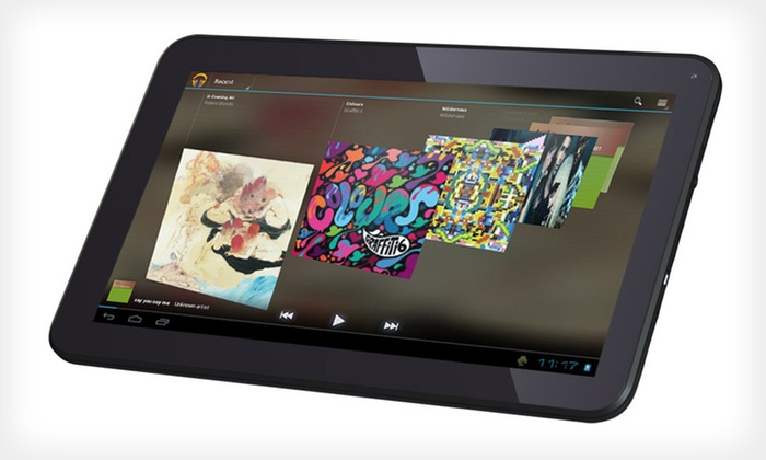 Hipstreet 9-Inch Android Tablet Bundle: $130 for a Hipstreet Flare 9-Inch Android Tablet Bundle ($264.42 Total List Price). Free Shipping and Free Returns.