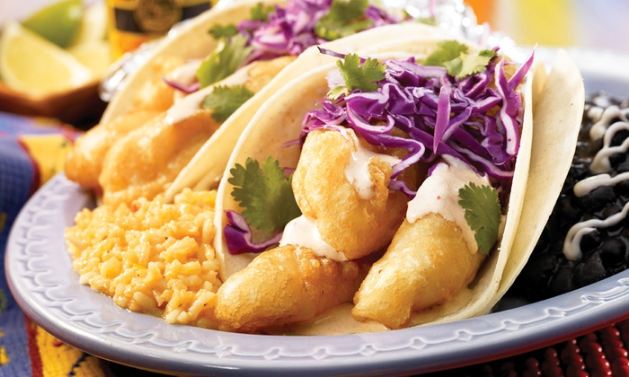 Berryhill Baja Grill - Multiple Locations: $12 for $20 Worth of Fresh-Mex Cuisine at Berryhill Baja Grill
