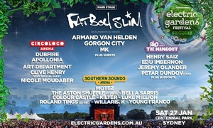 Electric Gardens Festival: Electric Gardens Festival at Centennial Park, 27 January 2018: Tickets Starting From $145