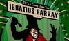 """Entrada para el show de Ignatius Farray """"La Commedia"""""""