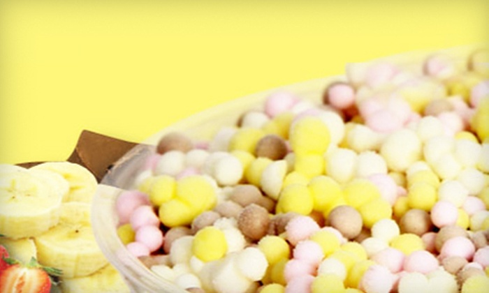 Spudniks Snack Foods/Dippin' Dots - Multiple Locations: $5 for $10 Worth of Snacks at Spudniks Snack Foods/Dippin' Dots