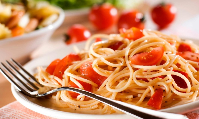 Tuscany Italian Restaurant - Eastpoint: $12 for $20 Worth of Italian Cuisine for Dine-In or Carry-Out at Tuscany Italian Restaurant