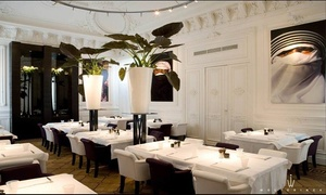 Cospaia: 3-gangenmenu met amuse-bouche voor 2 of 4 personen in het Restaurant Cospaia