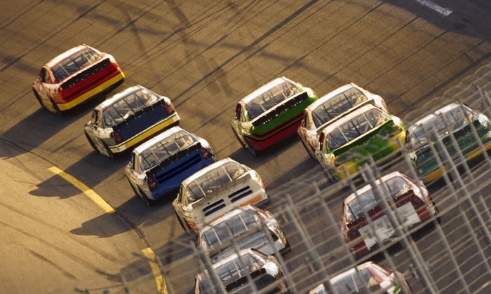 NASCAR Sprint Cup Series: Federated Auto Parts 400 at Richmond International Raceway - Richmond International Raceway: Admission to the Federated Auto Parts 400 at Richmond International Raceway on September 12 (Up to 50% Off)