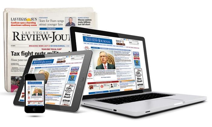 Las Vegas Review-Journal Columnist Resigns Over Blowhard