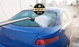 Royal Car Wash: $15 Exterior Hand Car Wash, $20 with Interior Vacuum or $59 for a Car Wash Package at Royal Car Wash (Up to $130 Value)