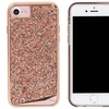 Case-Mate Rose Gold Case for iPhone 6/6S/7 with Genuine Crystals