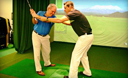 60-Minute Private Swing Evaluation (a $75 value) - Edwin Watts Golf Academy in Casselberry