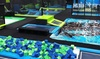 Up to 37% Off Jump Passes at Fly High Trampoline Park - Ogden