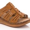 Lady Godiva Women's Comfort Wedge Sandals (Size 10)